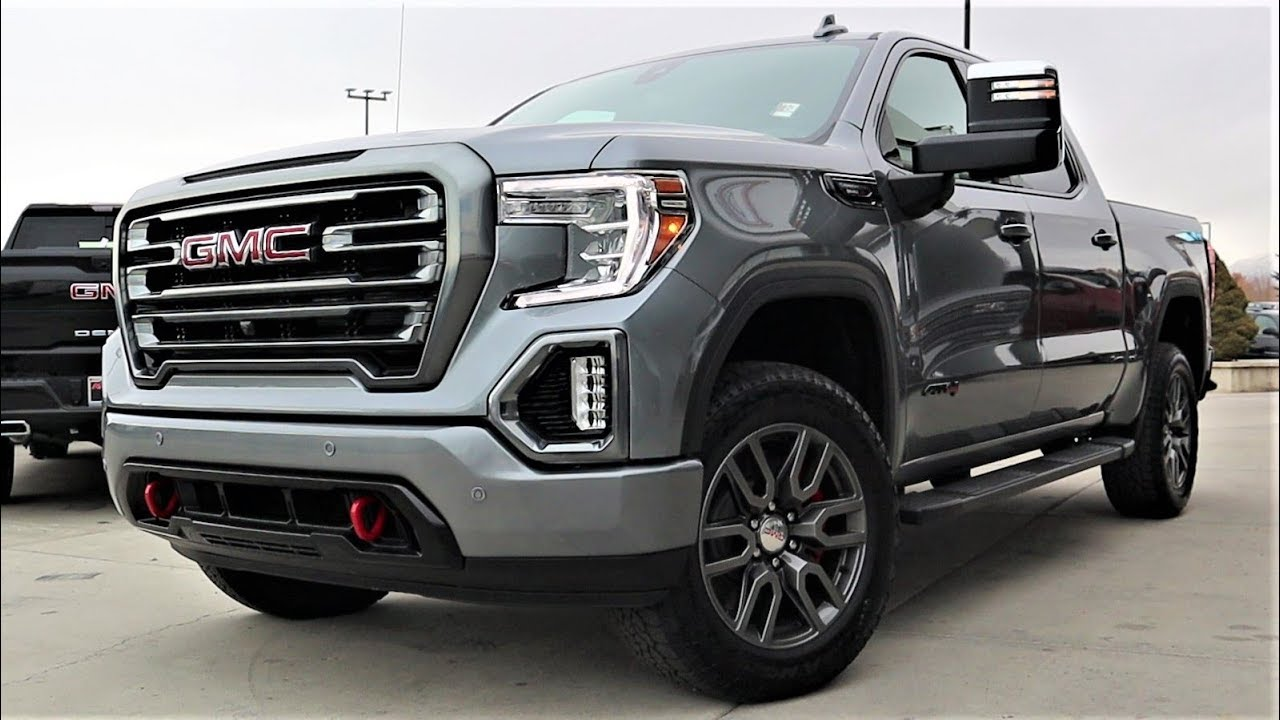 2020 Gmc Sierra 1500 At4 Carbon Pro This Truck Has Almost 20 000