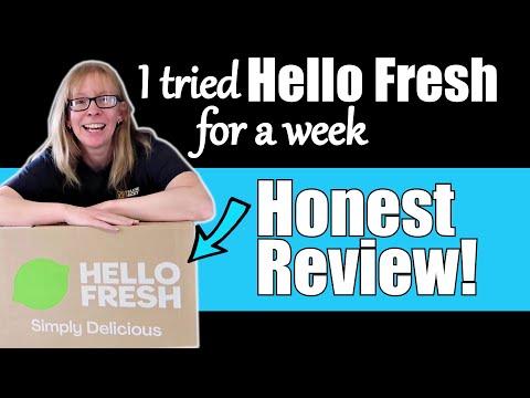 Hello Fresh NZ Review - is Hello Fresh Food Box Cheaper ?