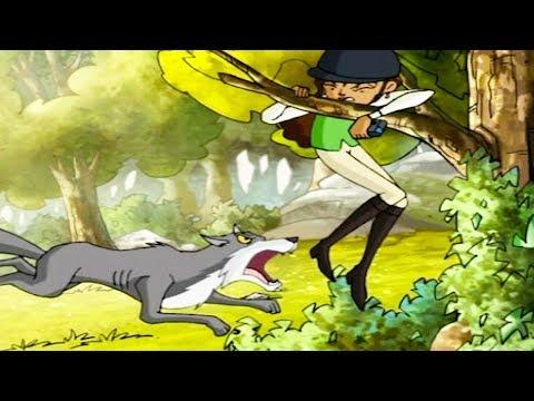Лошадки Мультфильм, сезон 1,  Опасный Розыгрыш | Лошадки / Страна лошадей / Horseland