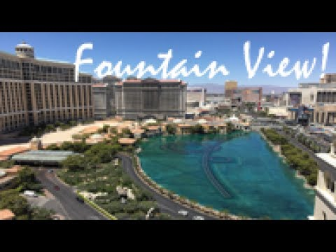Cosmopolitan Las Vegas Terrace One Bedroom Fountain View cosmopolitan las vegas terrace studio fountain view - youtube