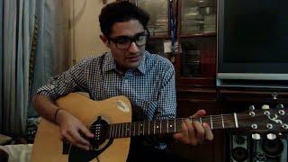 Jab koi baat bigad jaaye (Guitar Cover) - Jurm
