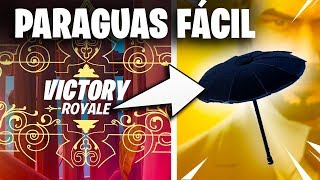 TIP: How to Get John Wick's Umbrella (EASY) Fortnite