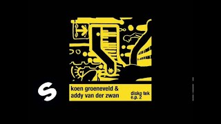 Koen Groeneveld & Addy van der Zwan - What We Do  (Disko Tek E.P. 2)
