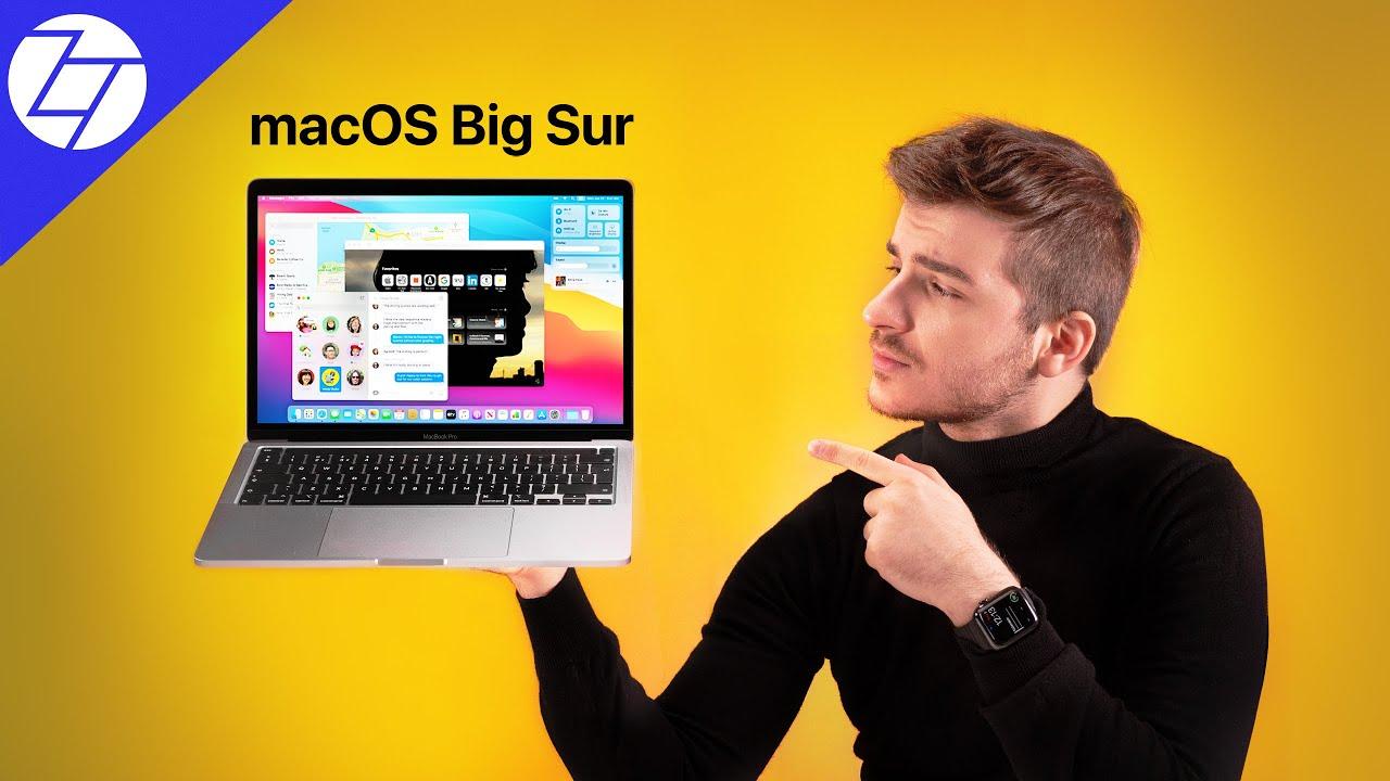 macOS Big Sur Review - A NEW Era for the Mac!