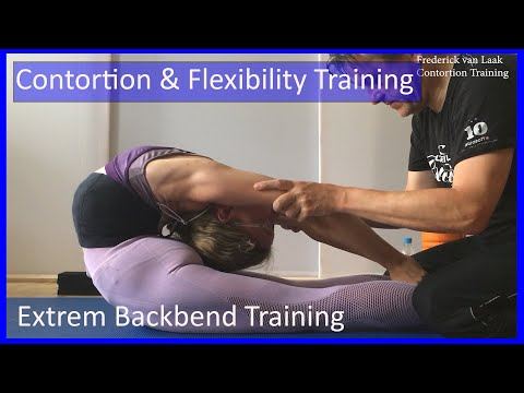 17 Frederick van Laak Contortion Training: deeper Backbends- Tutorial 17 thumbnail