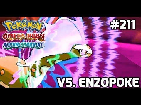POKEMON ORAS WIFI BATTLE VS ENZOpoke Aurorus true POWER no 211 Omega Ruby Alpha Sapphire