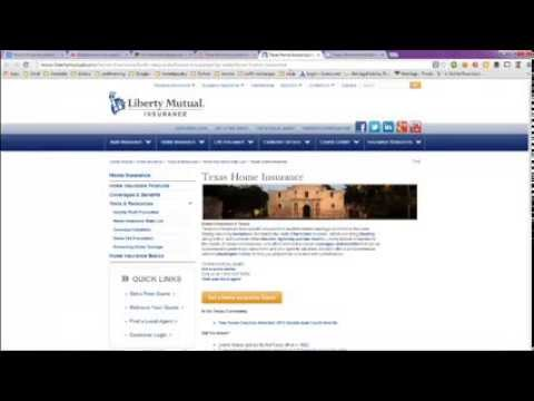 Homeowners Insurance Quotes in Texas