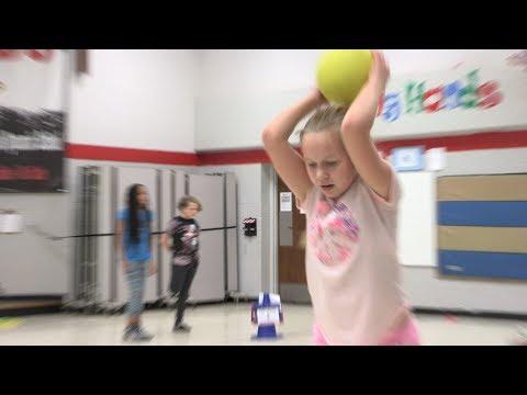 Lake Elementary Fitness Club