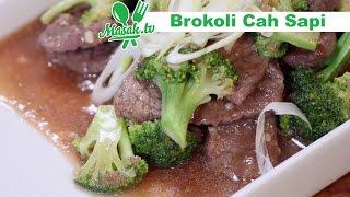 Brokoli Cah Sapi | Resep #337