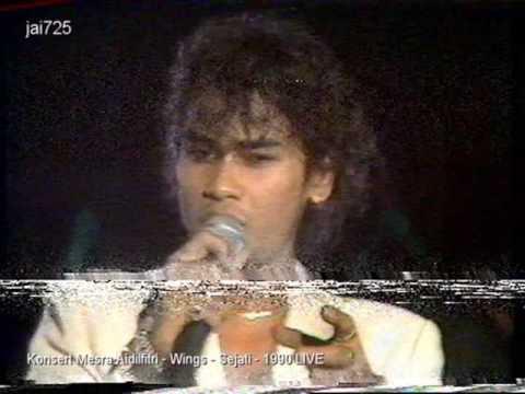 Konsert Mesra Aidilfitri - Wings - Sejati - 1990 LIVE