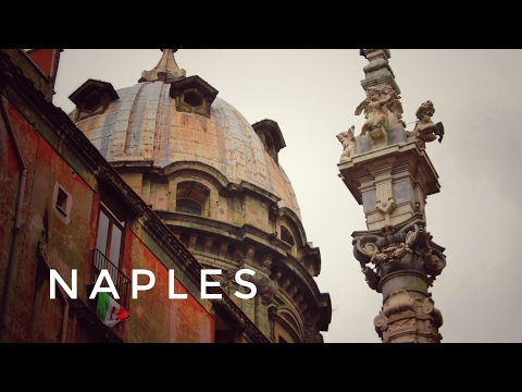 Naples and Pompeii: a travel documentary