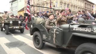 Plzeň v kostce (11.4.-17.4.2016)