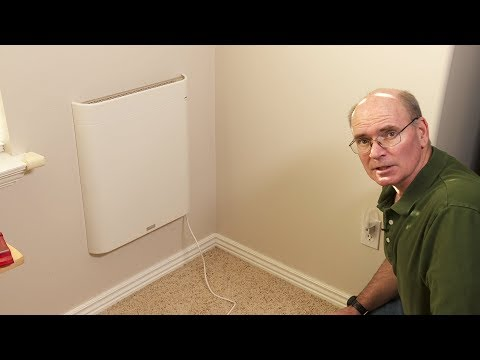 EHeat Envi Heater Review And Installation Demonstration