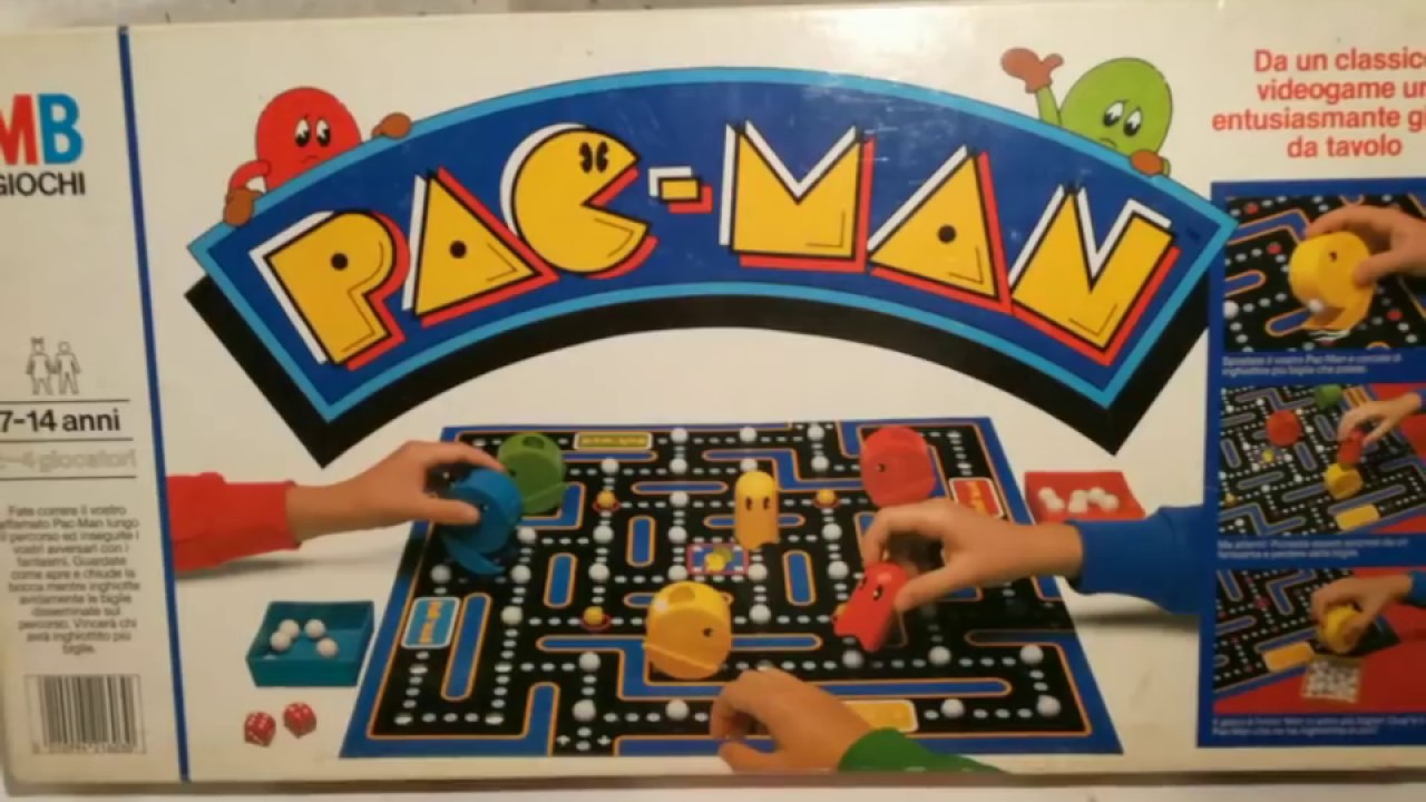 giochi pacman da