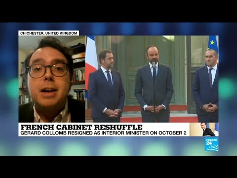 "France cabinet reshuffle: ""With Christophe Castaner Macron has the biggest symbol of balance"""