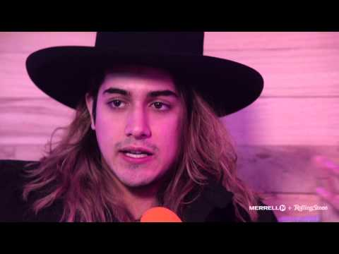 Interview with Avan Jogia at Merrell TrailScape