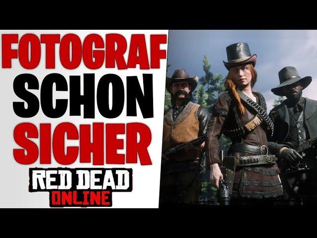 FOTOGRAFEN ROLLE SCHON SICHER ? - Nächstes Update & Zukunft | Red Dead Redemption 2 Online