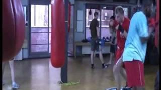 boxing capitol gent belguim