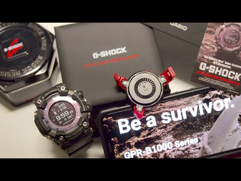 Casio G-SHOCK Rangeman GPR-B1000-1 - Solar GPS Navigation - FULL In Depth Review [With Time Stamps]