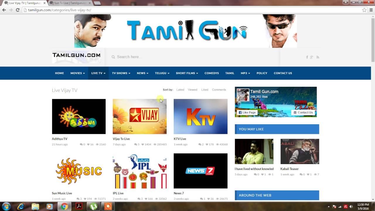 Tamil sun tv online watch free