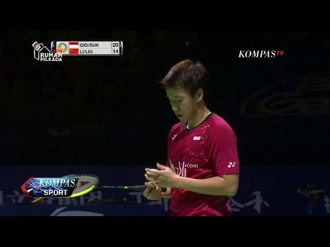 Indonesia Hanya Loloskan 1 Wakil di Final China Open