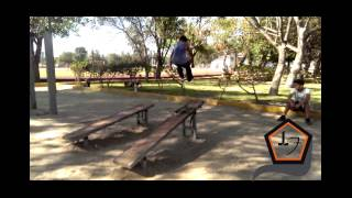 InterFlow Parkour y Freerunning: Inicios