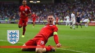 Wayne Rooney equals Lineker's goalscoring record | FATV News