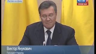 Янукович пытался выдавить из себя слезу но не получилось