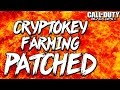 Black Ops 3: Cryptokey Farming Exploit Patched (BO3 Patch Update) | Chaos