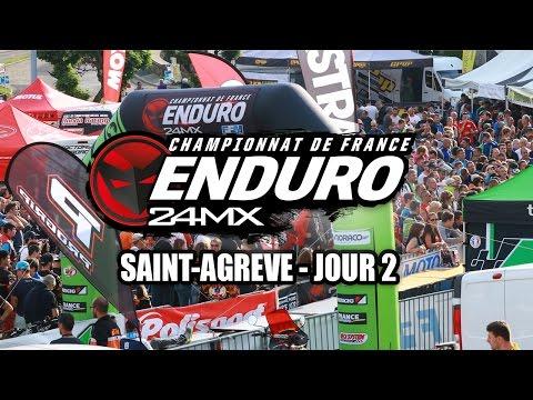 Enduro - Saint-Agreve : Résumé Dimanche