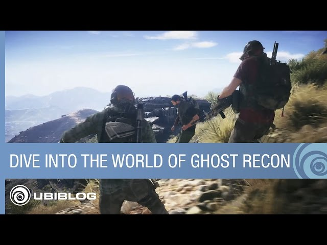 Tom Clancy's Ghost Recon: Wildlands Video 2