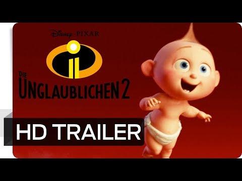 Die Unglaublichen 2 - Teaser Trailer | Disney•Pixar HD