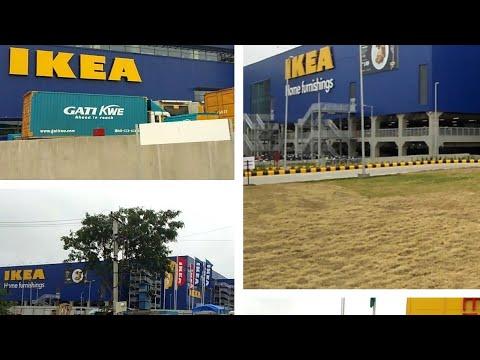 India |first | IKEA home furnishing store | hyderabad | hitech city |