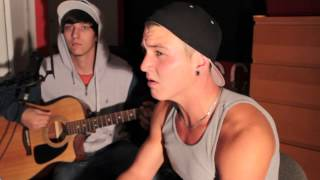Sum 41 - Pieces (Acoustic Cover) Sebastien vandelac (voice)