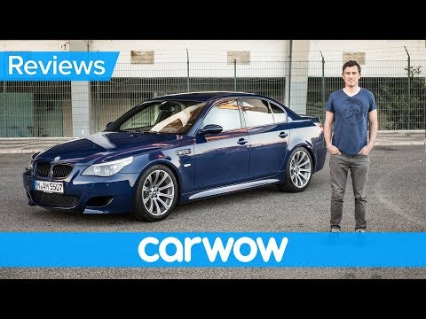 BMW E60 M5 review - see why it has the best M engine ever! | Mat Watson Reviews