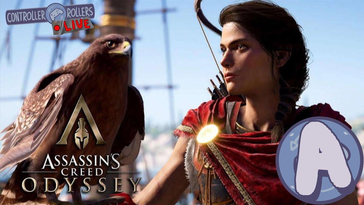 assassins creed odyssey deserves - 1280×720