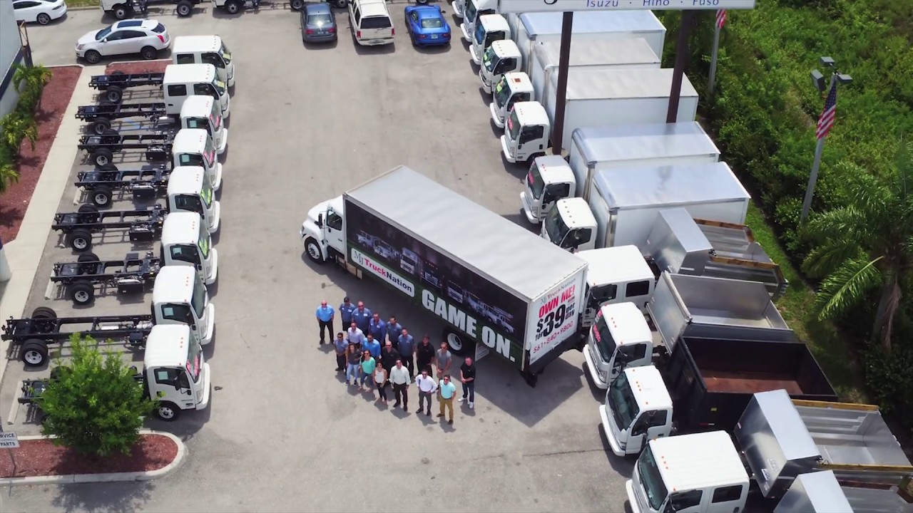 1 Isuzu Commercial Truck Dealership: New & Used Box Trucks | MJ