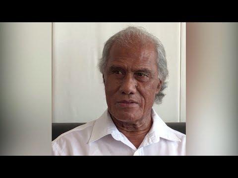 Drugs In Tonga A Massive Problem - Says Tongan PM