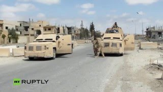 PTV news 29 marzo 2016 - Ma la liberazione di Palmira piace a tutti?