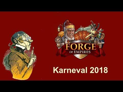 FoETipps: Karneval 2018 in Forge of Empires (deutsch)