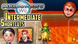 Mario Kart Wii - FEARSOME FIRE VS COLTON (TWD98 Shortcut Challenge)