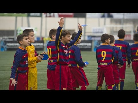 [ESP] Final Torneo MIC 2016 (Alevín): FC Barcelona A - Real Madrid (2-0)