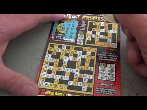 186 California Set For Life Mega Lottery Scratchers Las Vegas Giveaway