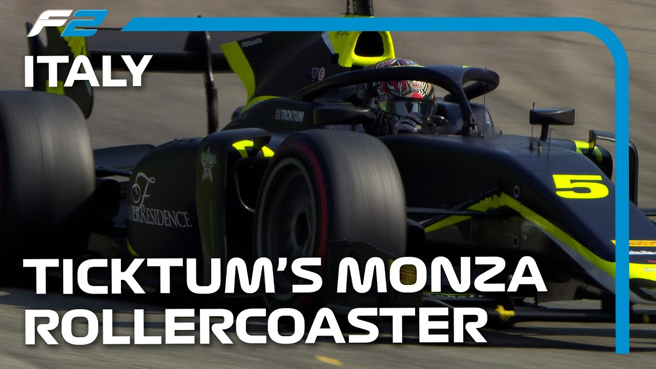 Download Dan Ticktum's Rollercoaster Feature Race | 2021 Italian Grand Prix