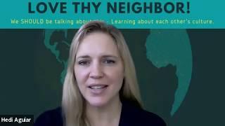 Why 'Love Thy Neighbor'?