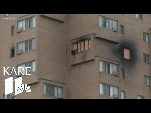 Community Mourns After Minneapolis High Rise Apartment Fire