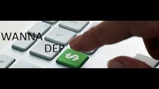 Обзор проекта Wanna Dep, заработок без вложений с минималкой на вывод  0.20$