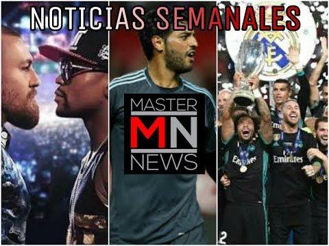 Nuevo equipo de Carlos Vela; Real Madrid gana Super copa; Floyd vs Conor no vende | Master News