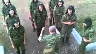 Инструктор по вождению танка...