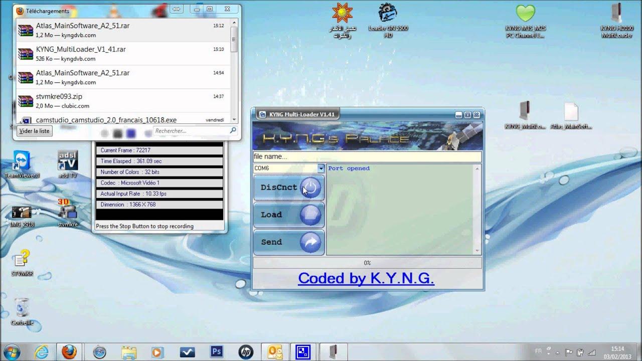 le loader kyng multiloader v1 41